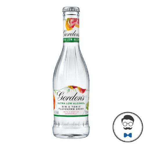 Gordons Ultra Low Alcohol  Gin & Tonic - Grapefruit (<0.5%)